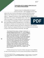 Stein Pyritz - Swiss Government Report