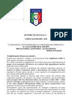 Matrice Teorica Di to Della Metodologia Operativa Nel Processo Di to Del Cal CIA Tore