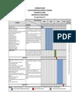 Cronograma de Administracion Del Turismo Sostenible Primer Semestre 2021