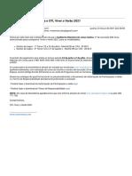 Gmail - Lista de Seleccionados Para o OTL Viver o Verão 2021