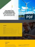 Guia Básico da Sustentabilidade na Construção Civil