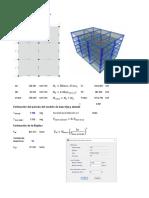 cálculos  preliminares del modelo de aislamiento sísmico rev 1
