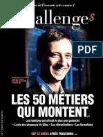 262 - 06 2011 - Les 50 Métiers Qui Montent - Challenges