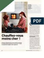 362 - 12 2011 - Chauffez - Vous Moins Cher!