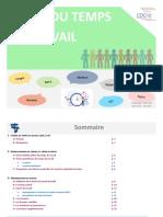FPT Guide Du Temps de Travail - Maj Mai 2021 CDG74