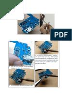 Cambio de pin de carga de un celular