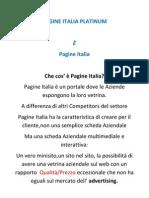 PAGINE ITALIA PLATINUM