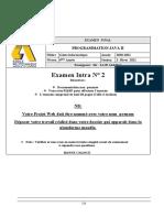 Examen Intra_sujet N°2 TIN8 PROGRAMMATION JAVA II_2020_2021 (2)