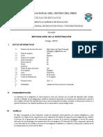 EE702 METODOLOGÍA DE LA INVESTIGACIÓN