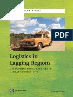 Logistics in Lagging Regions