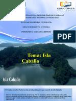 Presentación Isla Caballo