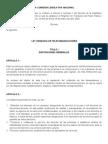LEY ORGANICA DE TELECOMUNICACIONES