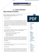 Sistemas Operacionais e Kernel