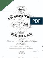 Op. 86,2 Trois Grands Trios pour trois Flutes No. 2.