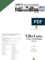 Villa Luro Una Cronologia2