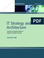 IT Strategy and Architecture Management