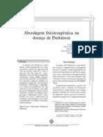 abordagem fisioterapeutica na doença de parkinson