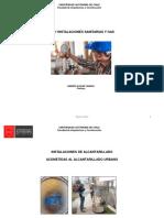 C13. Instalaciones Sanitarias y Gas