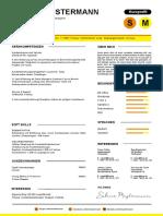 Kurzprofil-Vorlage-Muster-Bewerbung-Beispiel-WORD