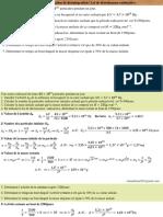 Chaambane Mohamed Soibaha Exercice Corrigé _ Loi de Décroissance Radioactive (Activité Restante _masse Restante) (1)