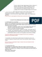 Resume Des Competences Du E-learning