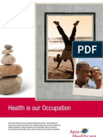 1623-0907 Health is our Occupation FS
