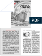 A Bible Study on Genesis