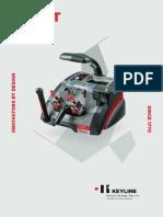 Carat Quattro Cutting Machine 17840