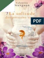 35 Valentine Stergann - La solitude des poissons rouges