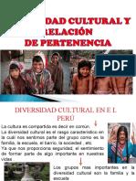 DIVERSIDAD CULTURAL ENE L PERU
