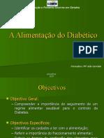 24. A Alimentação do Diabético