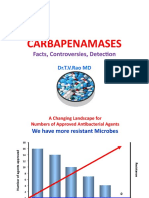 Carbapenamases Facts and Detecction