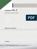 Sonata Nr 2, EM1527 - Capa (Fa Maior)