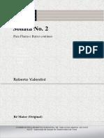 Sonata Nr 2, EM1527 - Capa (Re Maior)