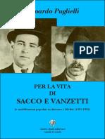 Edoardo Puglielli - Per la vita di Sacco e Vanzetti