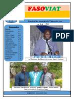 Fasoviat 45 - Mai-juin 2021