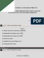 tributos discriminatorios - presentación oct. 2017