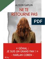 Alison Gaylin - Ne Te Retourne Pas