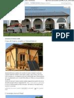 Casa di legno, paglia e fotovoltaico!