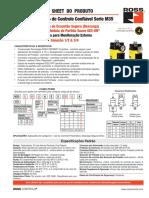 Folder M35 Português