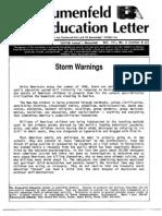 The Blumenfeld Education Letter June 1988