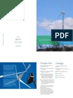 Guida agli impianti mini eolici 2009