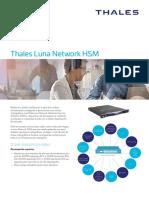 SafeNet Luna Network 7 HSM PB A4 v27 PT