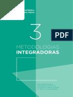 Metodologias Integradoras - Caderno 3