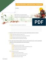 Orações Subordinadas Substantivas Relativas e Divisão e Classificação de Orações