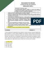 PROVA 3 PERÍODO TIPO A 2018.1_Química