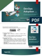 Devops Adoption V 2.7 - Ágiles Colombia 2020