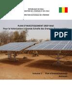 SREP-Mali_IP_Volume1_FR_15Sept_Pour Circulation