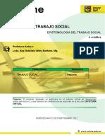 Compendio Unidad 2 Epistemología Del Trabajo Social