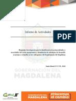 Informe idenificación de brechas de capital humano